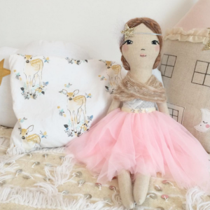 Custom Heirloom Doll