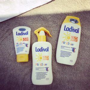 Ladival Sonnenschutz Kids